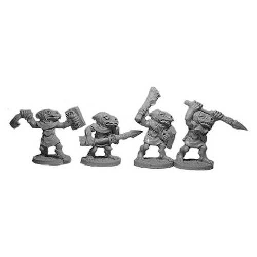 LL03013 Lesser Cave Goblin Fighters - Norkers