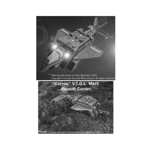 F0036 Corvus VTOL Lander