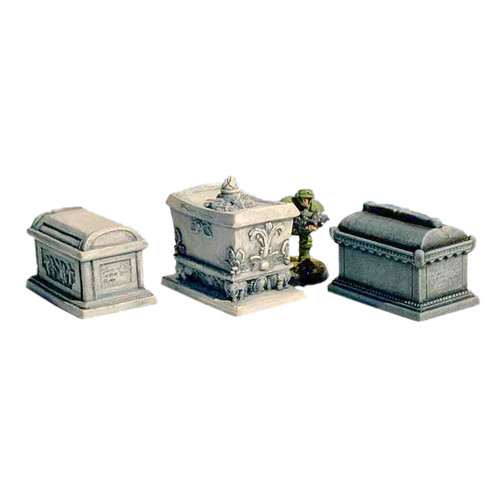 ACGV006 Sarcophagi (3 pieces)