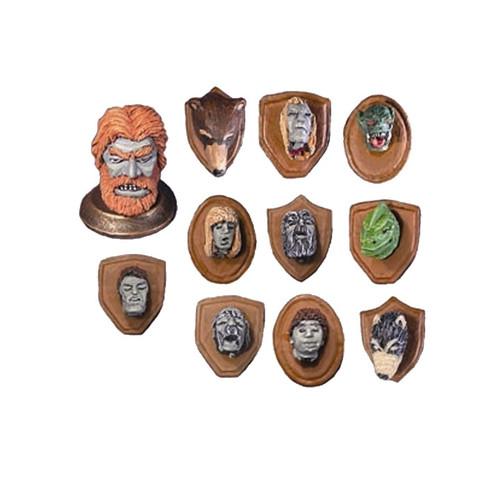 ACID002 Trophy Heads
