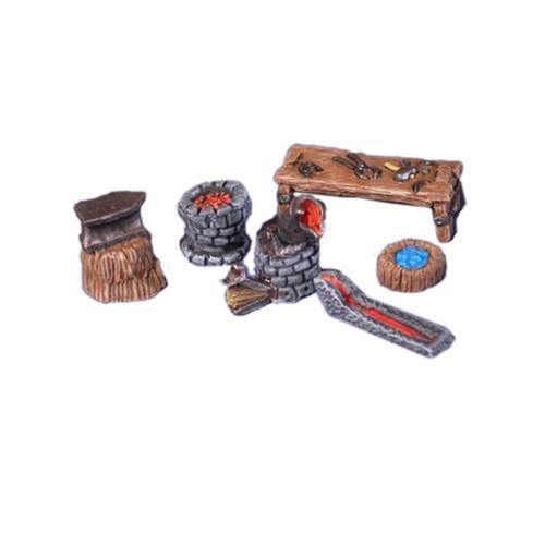 ACID009 Blacksmith Equipment