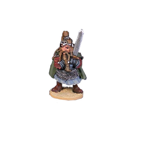 OADW106 Chaos Dwarf w/ Two Handed Sword
