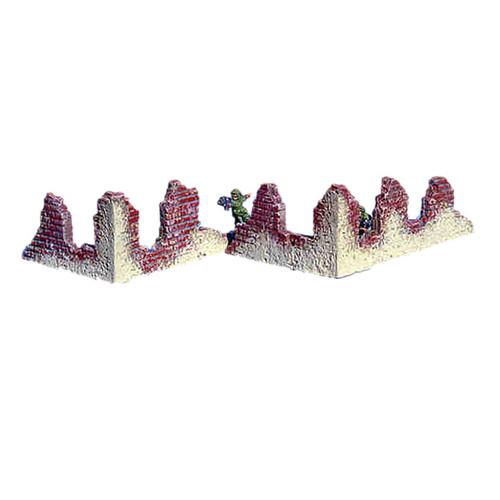ACRB012 Low Brick Corner Ruins ( 2)
