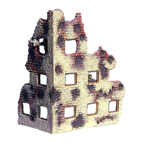 """ACRB016 Four Story Snipers Position with Three Floors 7"""" Tall"""