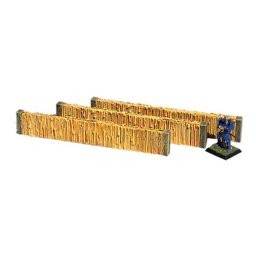 ACJ004 Short Bamboo Walls