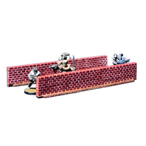 ACW029 Brick Walls (2pc)