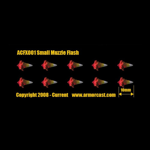 ACFX001 Small Muzzle Flash