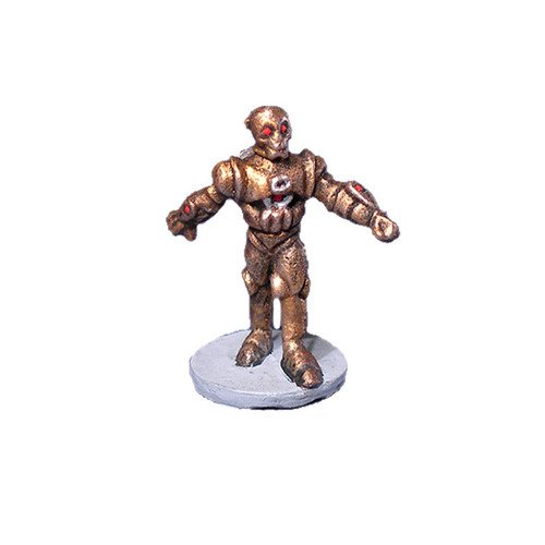 SC13 Diplomatic Android