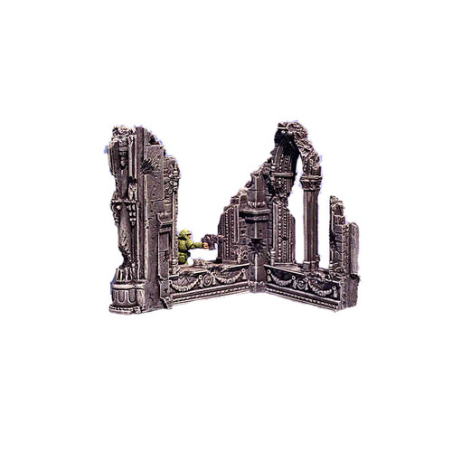 ACC002 Ruined Cathedral Inside Corner (2 pcs)