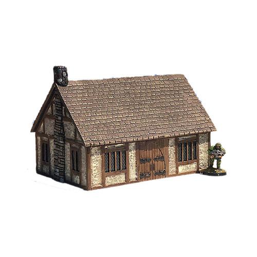 """ACMV1220 4""""x 6"""" Medieval Cottage (7 pieces)"""
