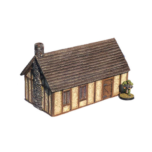"ACMV1212 3"" x 6"" Stucco Cottage"