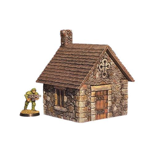 "ACMV1215 3"" x 3"" Stone Cottage"