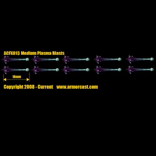 ACFX013 Medium Plasma Blasts (10 pcs)