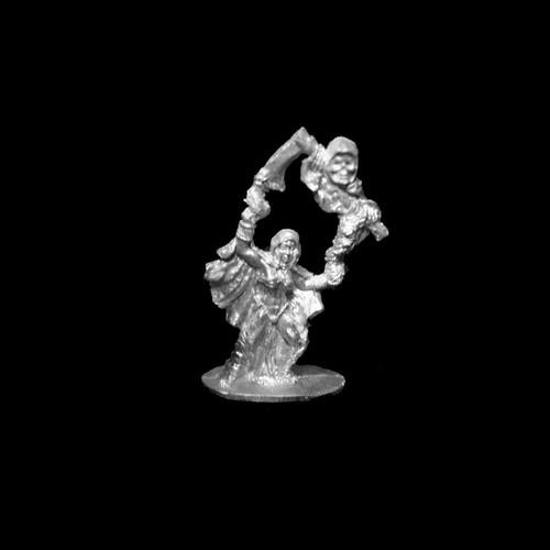 LL20506 Female Illusionist or Necromancer