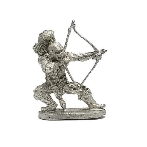LL00145 Barbarian Archer - front view