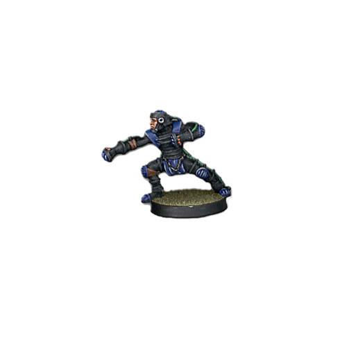 SC0301 Human Salvage Crew Cyber Ninja Exterminator