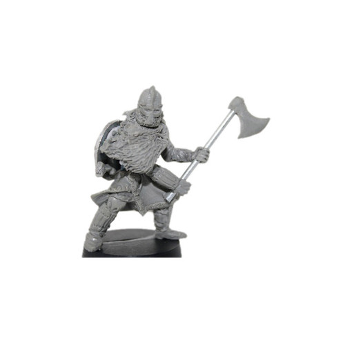 CSB030 Vendel Era Warrior w/ Great Axe & Shield
