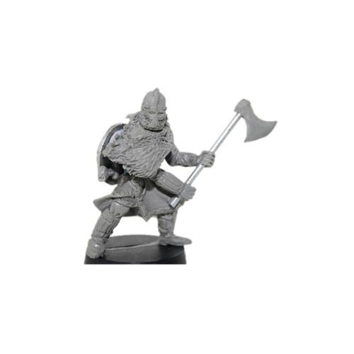 CSB030 Vendel Era Warrior w/ Great Axe & Shield