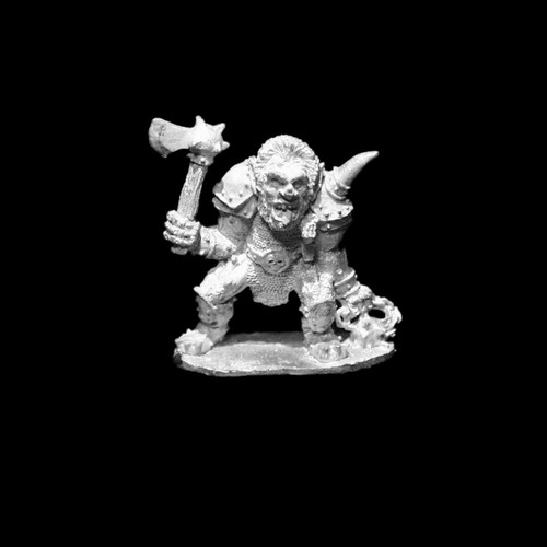 LL21502 Ogre Warrior