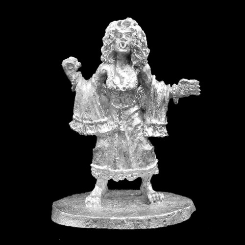 LLSP102 Female Vampire in Victorian Clothes