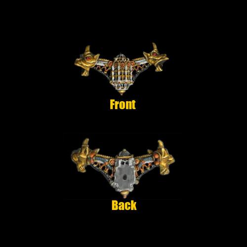 LLSF501 GothTech Dragon Jump Pack