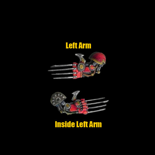 LLSF503 GothTech Mechanical Claw