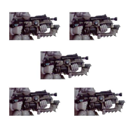 LLSF504 5x Assault Rifles