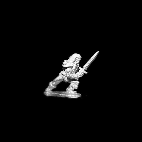 LL00106 Dwarf Barbarian