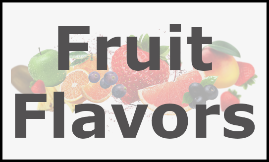 Fruit Menu Button