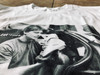 Michael J Fox 1989 KiSS T-Shirt - Back to the Future inspired - 80s - Marty McFly - Hoverboard - Trilogy - Present Gift