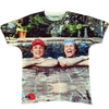 Step Brothers KiSS All Over T-Shirt Will Ferrell John C Reilly funny - Gift Movie fan - shark week