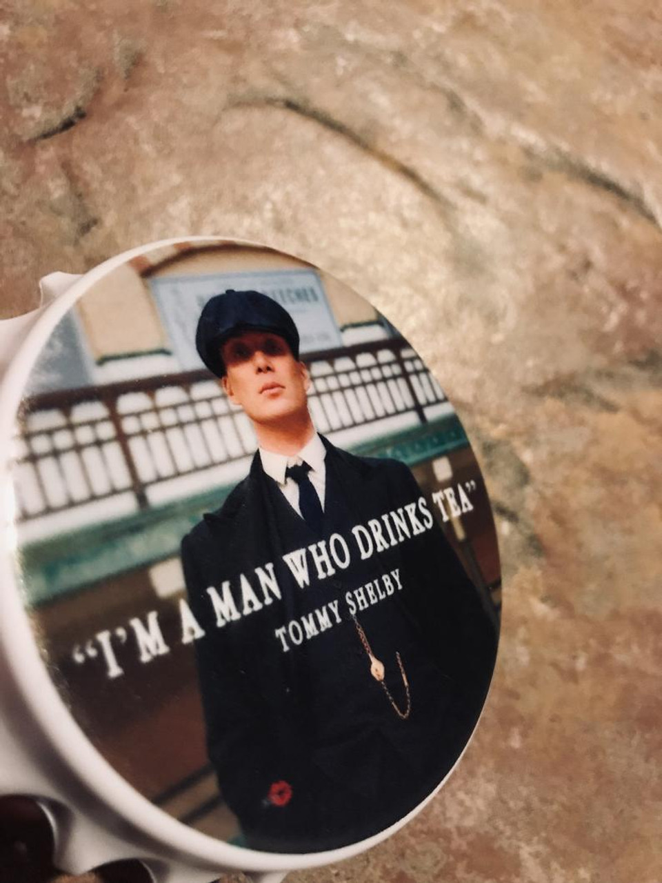 Peaky Blinders Bottle Opener Cap Ideal Gift Present Boxed free POST official