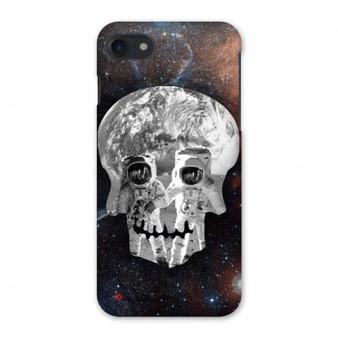 Astronaut Skull KiSS Phone Case - Space - Spaceman Skulls - Unique Design - Stocking Filler