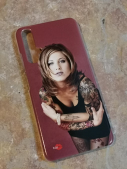 Rachel Green Ink KiSS Phone Case - Jennifer Aniston - Tattooed - Alternative 90s - Friends Tv Show