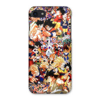 Dragon Ball Z Inspired KiSS Phone Case - Characters Collage - Gamer Gift for him & her