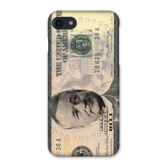 Dollar BILL KiSS Phone Case  - Five Dollars - Bill Murray inspired - USA Apple