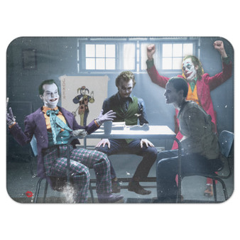 4 Jokers Meeting KiSS Blanket - Heath Ledger - Edit - Jack Nicholson Jared Leto Joaquin Pheonix Dark Knight - Present - Joker