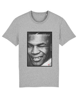 Mike Wink KiSS T-Shirt - Tyson - Boxing Ferocious - Sport Quote