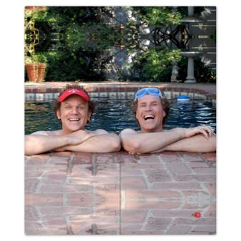 Step Brothers KiSS Bedding Duvet Set - Will Ferrell John C Reilly funny - Gift Movie fan - shark week