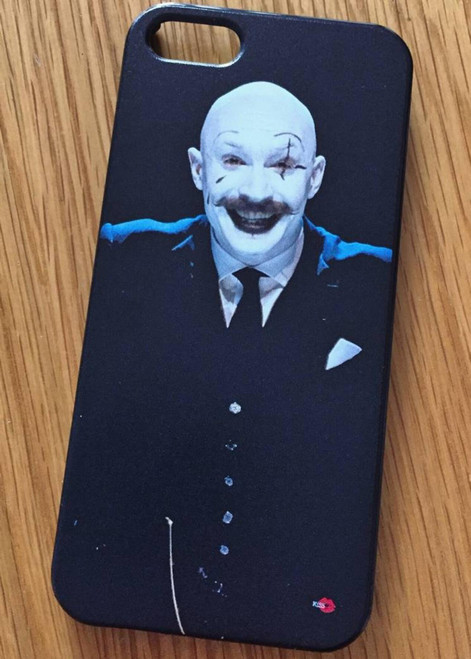 Charles Bronson Clown KiSS Phone Case - Tom Hardy, Christmas or Birthday Present - Gift Idea - Stocking Filler