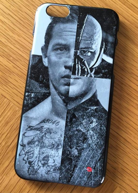 Tom Hardy Characters KiSS Phone Case - Movie Inspired - Venom This Means War Bane Warrior