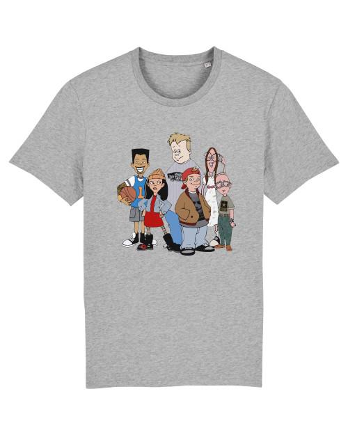 Recess KiSS T-Shirt - Edited Modern Version - TV Show inspired - TJ Detweiler