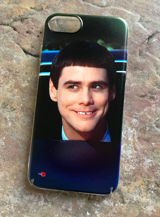 Dumb & Dumber Lloyd KiSS Phone Case - Movie Inspired - Lloyd Christmas - Jim Carrey - Gift Present idea - G'Day Mate