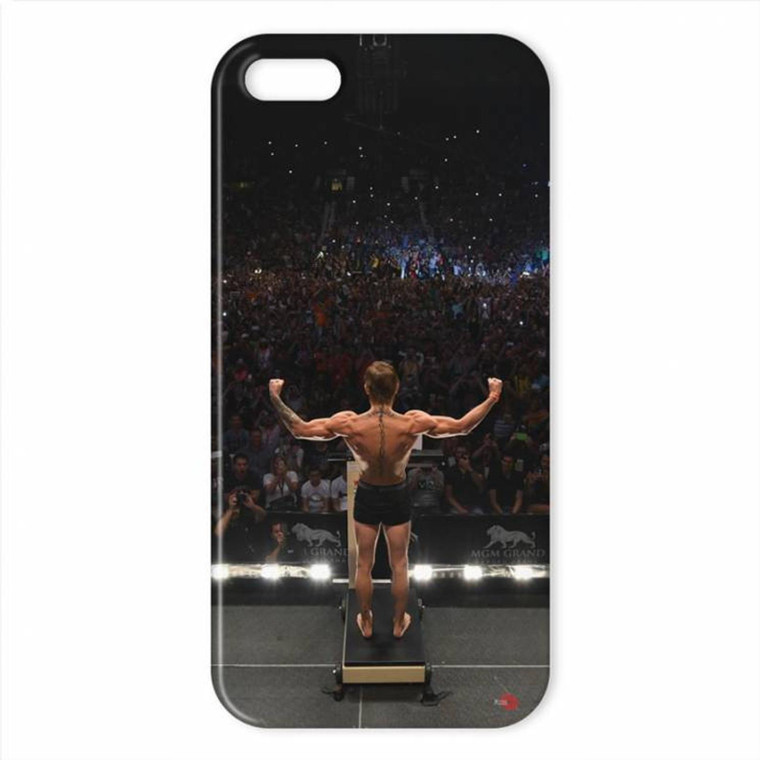 Conor Weigh In KiSS Phone Case - The Notorious - MMA Fight - Ireland - Phone - Las Vegas - Christmas Present Idea Sports Fan