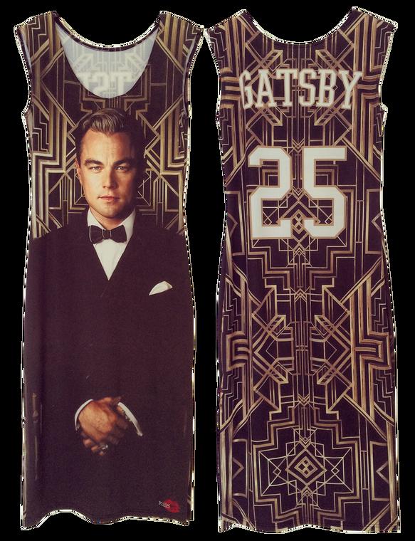Great Gatsby '25 KiSS Handmade Dress - Leonardo DiCaprio - Movie inspired - Art Deco - Unique