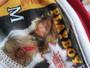 Playboy XXX Girls KiSS Vest/Tank - Brad Pitt Fight Club Inspired - Magazines vintage - Tyler Durden Gift Idea - 日本playboy girlsxxx