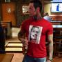 Here's Joker KiSS T-Shirt - Jack Nicholson - Johnny - The Shining inspired - Movies