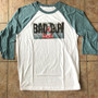 Bad Guy KiSS Baseball T-Shirt - Billie Eilish Inspired - Music When We All Fall Asleep - Xanny - Bury a Friend - Dark Timeline