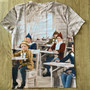 Elf Movie KiSS All Over T-Shirt - Will Ferrell - Buddy - Christmas Cheer - Xmas Shirt