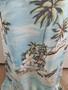 Hawaiian Island  KiSS Handmade Dress - Friends Rachel Green Inspired - Beach Dress - Maxi Summer